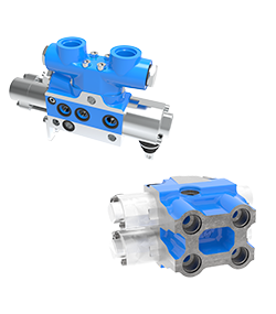 MECHANICAL directional valves