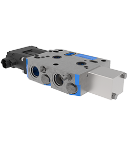 ELECTRONIC directional valves